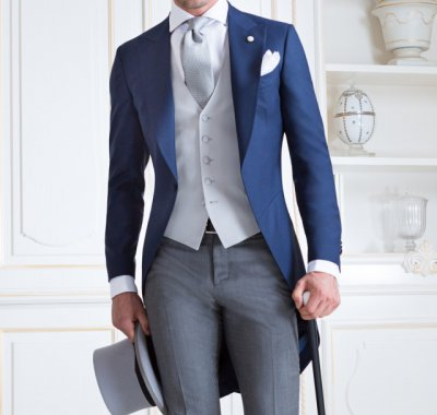 sartoria rossi tight blu