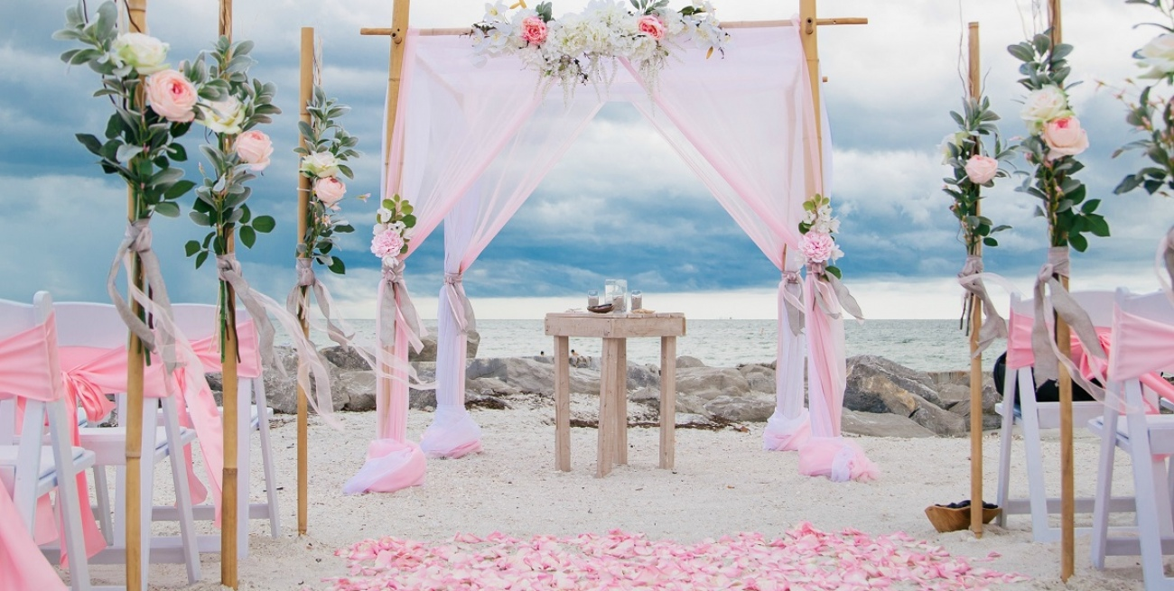 Matrimonio A Tema Matrimonio In Spiaggia