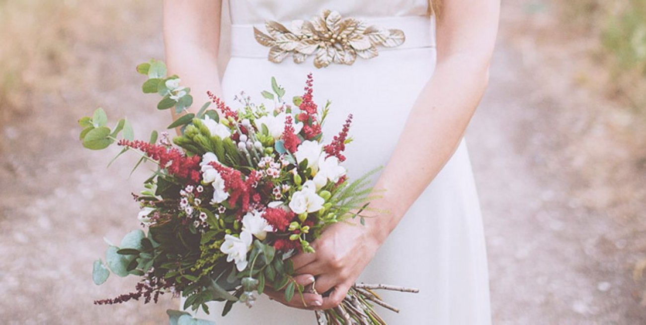 Come fare un bouquet da sposa