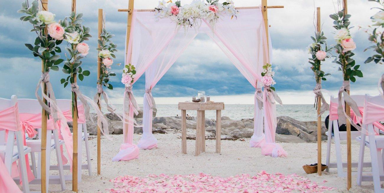 Matrimonio Spiaggia Inverno : Matrimonio a tema: matrimonio in spiaggia