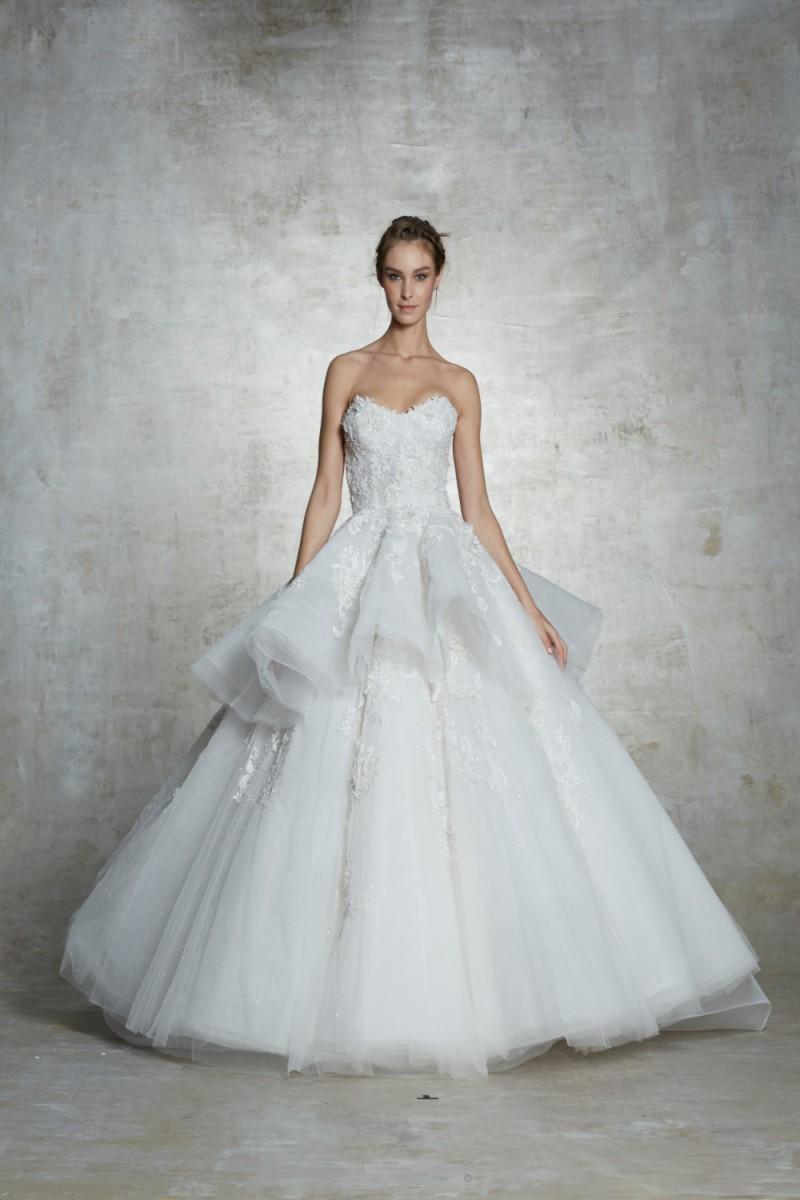 Vestiti da sposa 2019 082763c3eb9