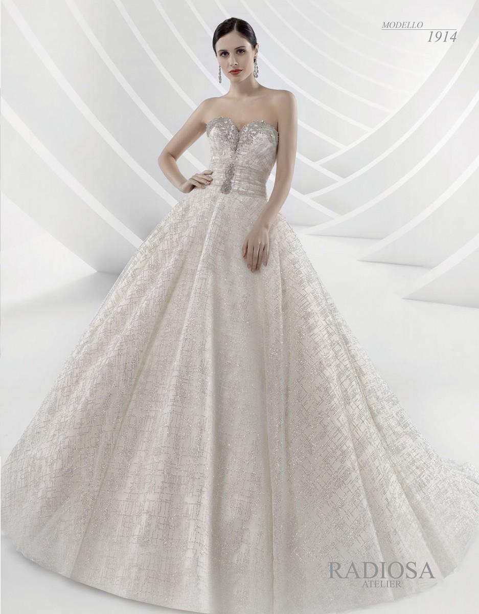 5772103bc5bb Vestiti da sposa 2019