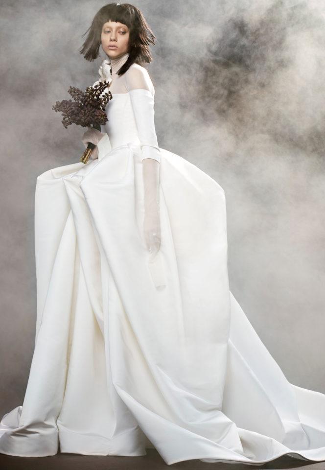 Matrimonio Spiaggia Emilia Romagna : Collezione abiti da sposa vera wang