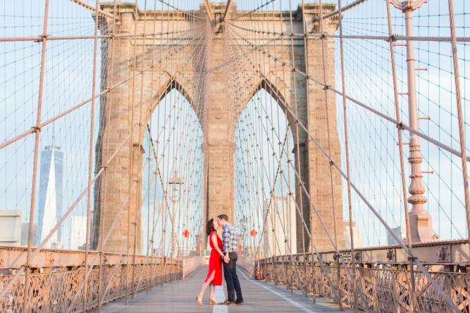 Anniversario Matrimonio A New York.Destination Wedding New York