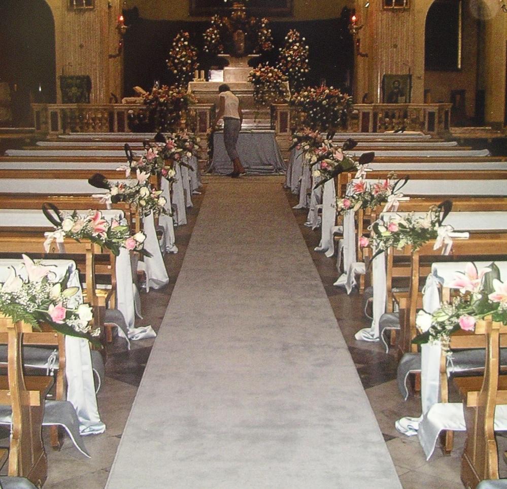 Addobbi chiesa matrimonio for Addobbi per promessa di matrimonio