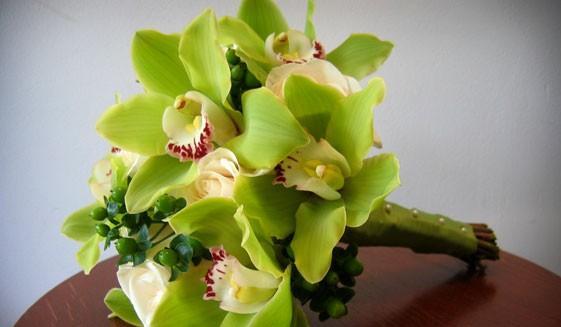 Bomboniera Matrimonio Toscana : Matrimonio in verde