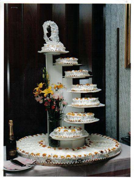 Estremamente Torte nuziali: quanta scelta tra i vari tipi tipi torte matrimonio! PV55