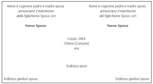 Buste Matrimonio Toscana : Inviti e partecipazioni matrimonio