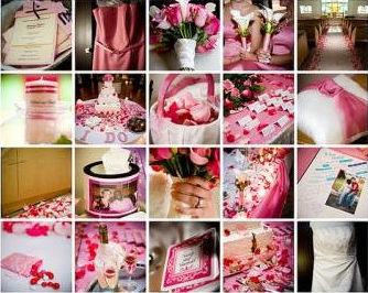Matrimonio In Rosa : Colori matrimonio 2019