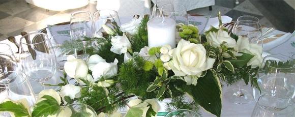 Addobbi floreali matrimonio addobbi tavoli ricevimento - Addobbi tavoli matrimonio casa ...