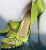 Scarpe Verdi Sposa.Scarpe Sposa Color Verde
